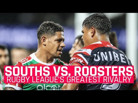 South Sydney Vs Sydney Roosters: Rugby League's Greatest Rivalry