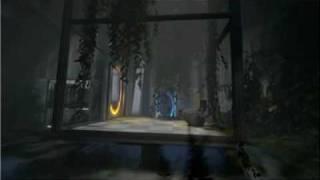 PORTAL 2 TEASER TRAILER - SONY PS3 E3 CONFERENCE
