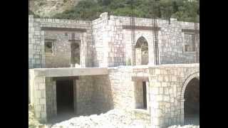Χτίσιμο πέτρας. Ζάκυνθος. Greek stone worker. Zakynthos.