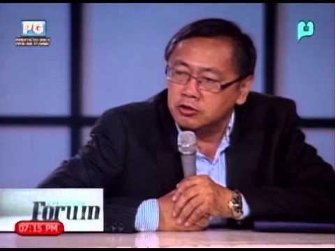 (Part 1/3) WEST PHILIPPINE SEA --- A PTV Special Forum [June 11, 2014]