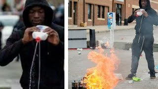ATF offers rewards for Baltimore riots arsonists