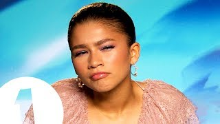 """You look a lot like..."" Zendaya on what fans say to her in the street."