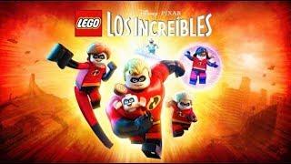 LEGO Los Increíbles #4 Vamos a la guarida de Raptapantallas