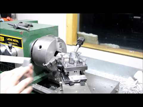 Quick and dirty hardening of tool steel- making a drill bushing