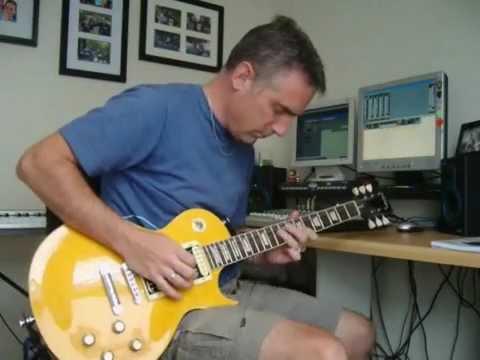 Titanium David Guetta Played On Electric Guitar Youtube