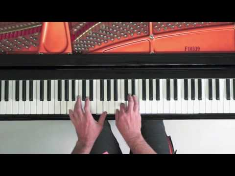 """Auld Lang Syne"" PIANO JAZZ Harmony with FREE SHEET MUSIC"