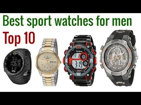Top 10 Best Sport Watches For Men 2020