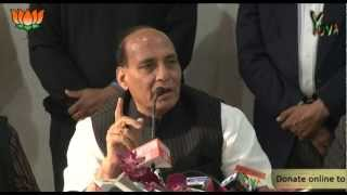 Shri Rajnath Singh speech on the occasion of Sant Ravidas Jayanti : 25.02.2013