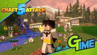 Das SIEHT so HEFTIG AUS! - Minecraft Craft Attack 5 #26   Gamerstime