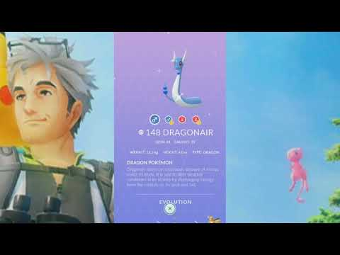 All Pokémon GO Cries And Animations (Mew Included)