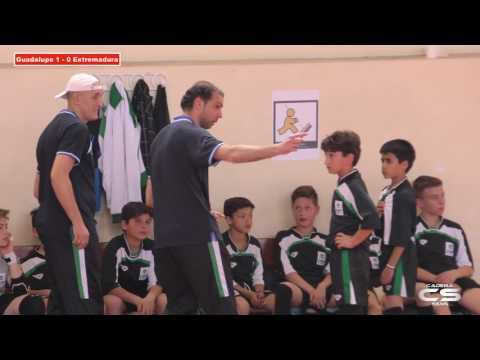 Guadalupe - Extremadura (Partido amistoso de fútbol sala 2017)