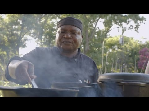 Congolese cooking in the Lone Star State