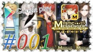 GOOGLE PLAY STORE #001 - Mystic Messenger