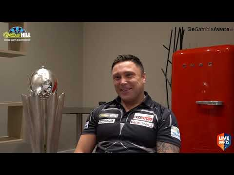 "Gerwyn Price the morning after: ""I made mistakes in the past, every opportunity I get now I grasp"""