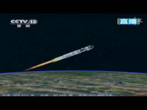 China's out-of-control space station set to smash down somewhere in the US