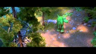 The Good Dinosaur full trailer is amazing