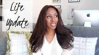 GET READY WITH ME & LIFE UPDATE   2019 GOALS, HOW TO GET A PERFECT CREDIT SCORE & LOOKING FOR LOVE