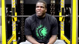 Frank Gore Q&A: Why do you choose Cutters Gloves?