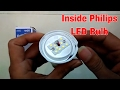 Whats inside Philips UJALA LED bulb provide by Government