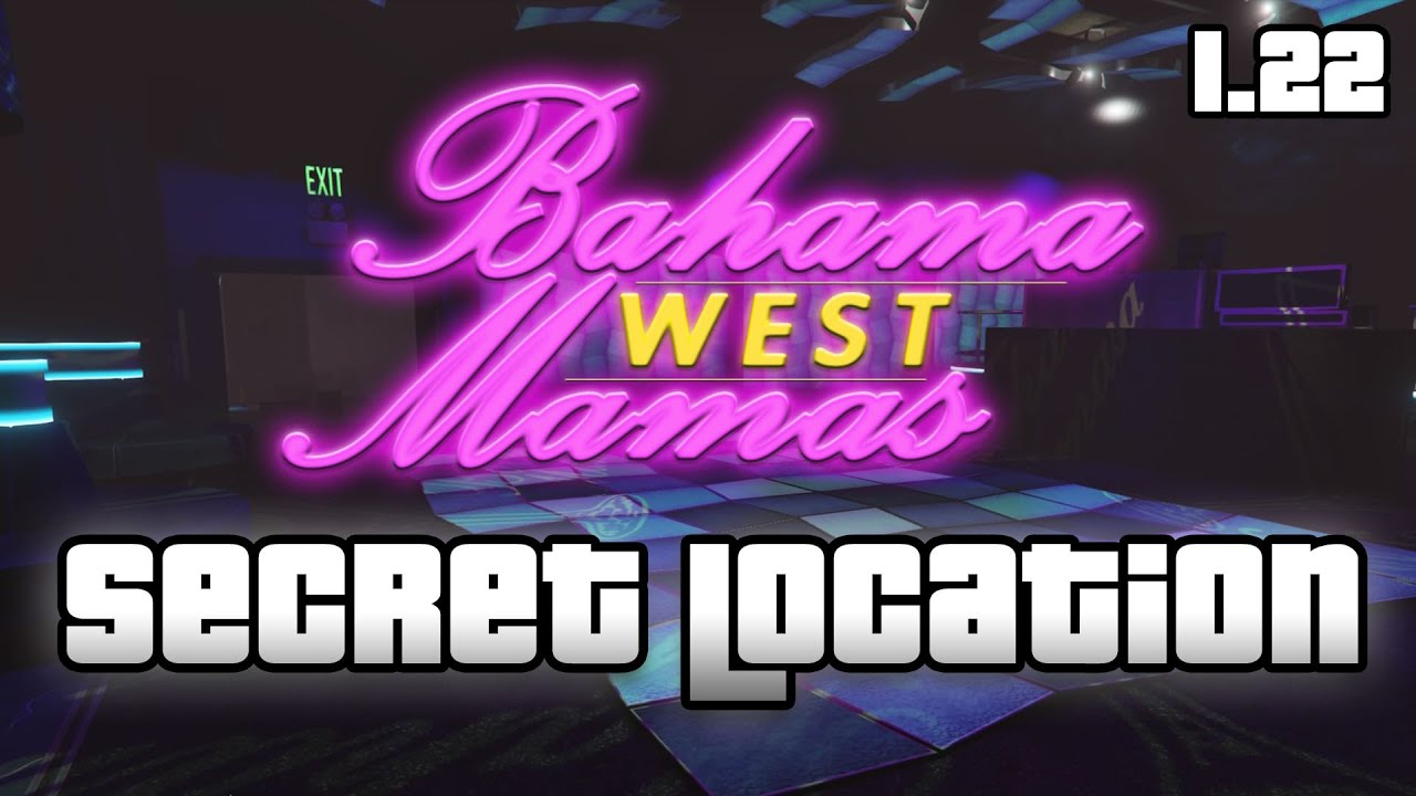 Secret locations after patch