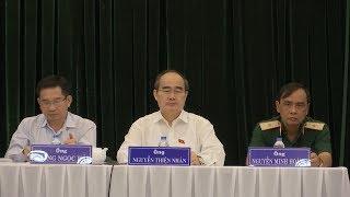 Tin Tức 24h Mới Nhất Hôm nay : Đồng chí Nguyễn Thiện Nhân tiếp xúc cử tri quận 7