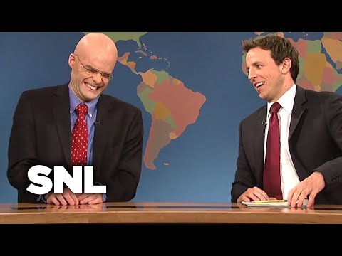 Weekend Update: James Carville on Republican Reactions to Obama
