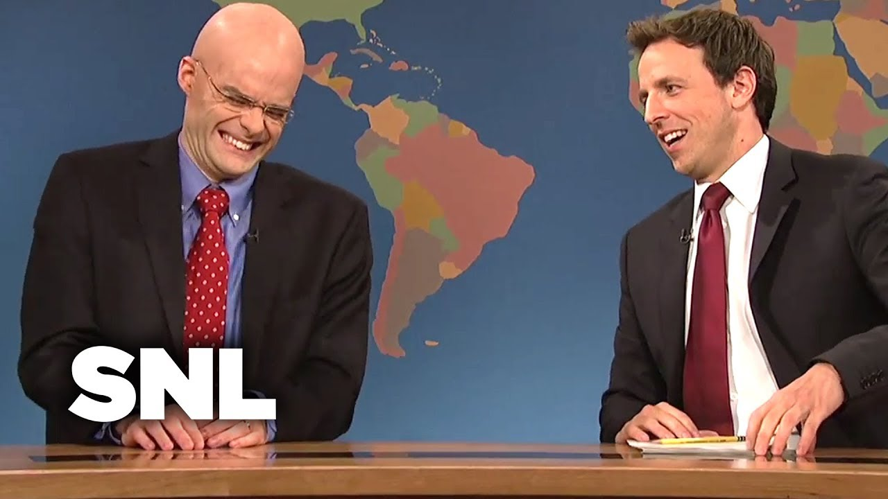 Weekend Update: James Carville on the Tea Party - Saturday ...