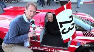 A 1970 Porsche 917 rides again