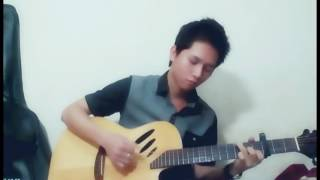 (Adele) - Rolling in the deep (guitar)