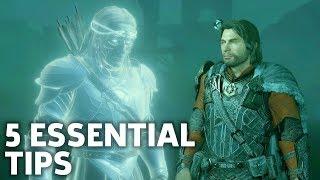 [ТОП] Middle-Earth: Shadow of War – 5 советов для новичков