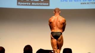 Amateur Bodybuilding: Jyväskylän Body&Fitness 2012  - Tarmo Madisson - Noviisit +90kg