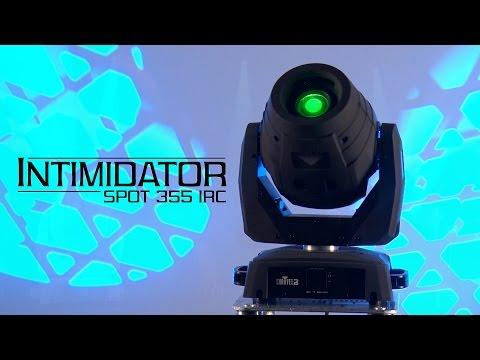 Intimidator Spot 355 IRC by CHAUVET DJ