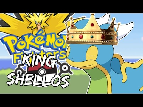Pokemon Fighters EX - King Shellos!