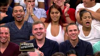 He Cheated On Me With My Cousin! (The Jerry Springer Show) thumbnail