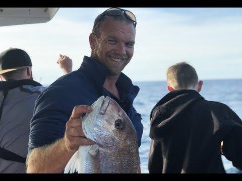 Venturer Fishing Charters - Kawhia NZ