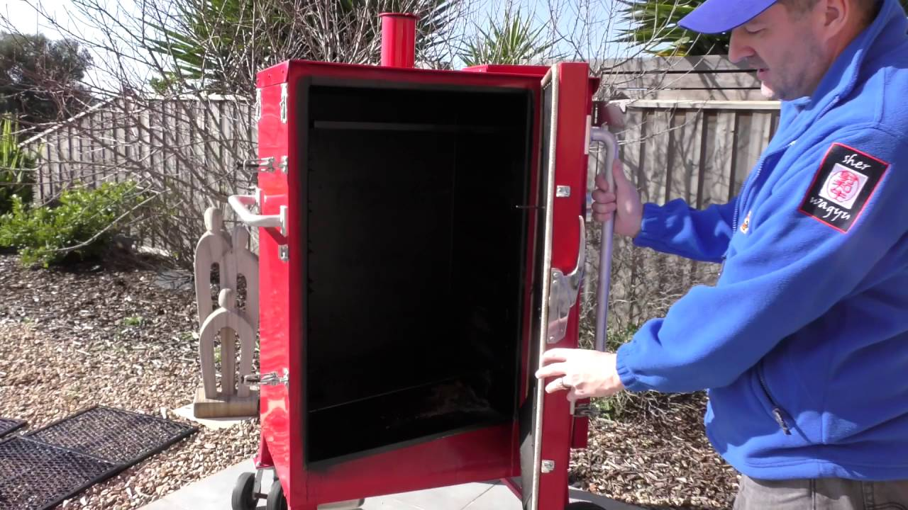 Stumps Classic Gravity Fed Smoker Review Youtube
