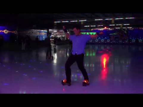 My Roller Skating Workout 2018 4K UHD