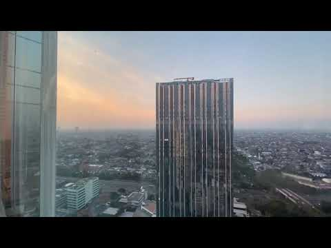 Stay Cation Review- Apartment Murah Jakarta - AKR Gallery West Residence