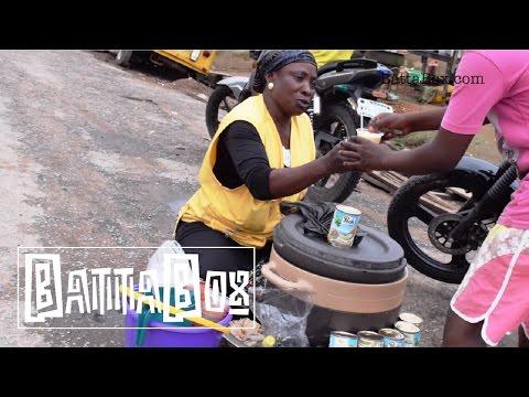 Nigeria's Singing Tapioca Seller