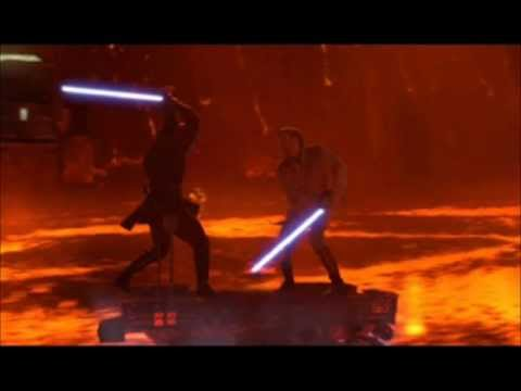 Star Wars Revenge Of The Sith Soundtrack The Final Battle Youtube