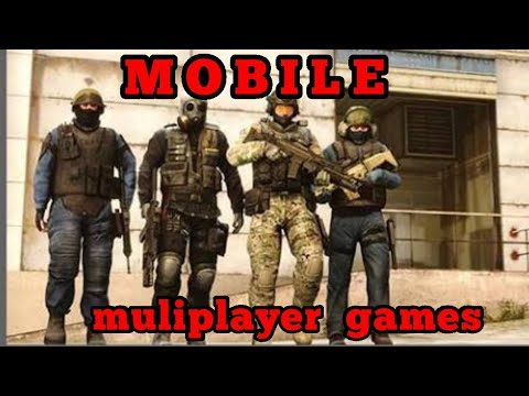 TOP 5 MOBILE MULTI-PLAYER  GAME WITH  VOICE CHAT