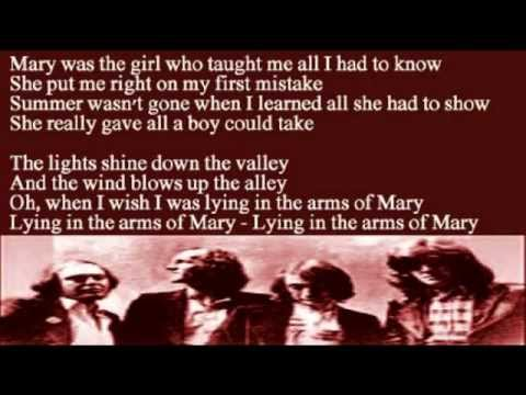 Sutherland Brothers and Quiver - Arms Of Mary (+ lyrics 1975)