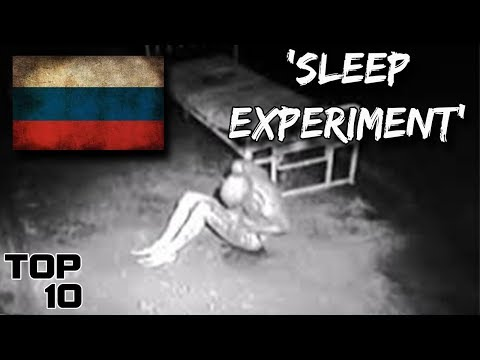 Top 10 Scary Russian Urban Legends - Part 3
