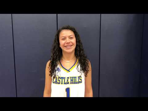 2018-2019 VYPE Basketball Preview: The Christian School at Castle Hills Girls Basketball