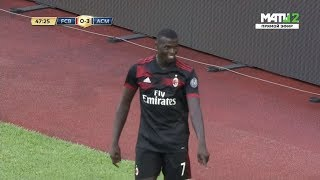 M'Baye Niang vs Bayern Munich ► International Champions Cup ► 22/07/2017