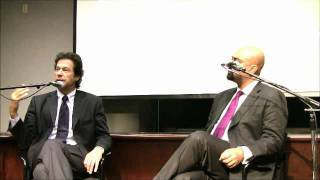 Imran Khan Speaks at Columbia University New York