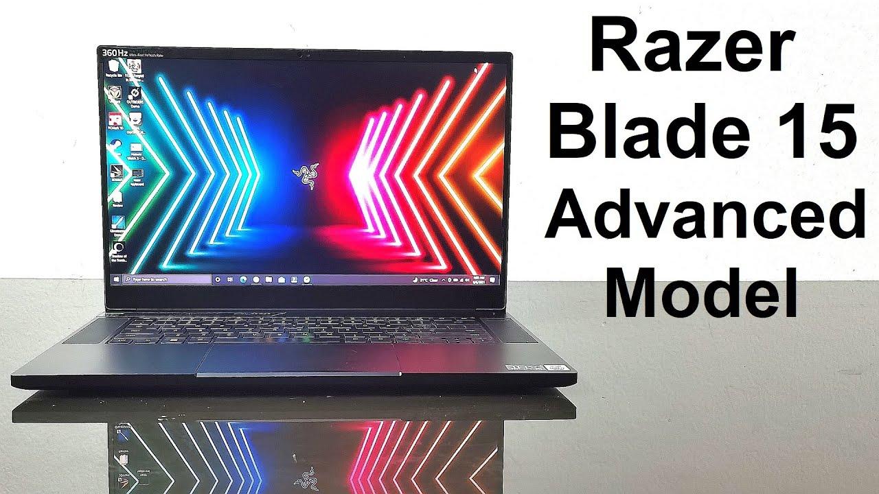Razer Blade 15 Advanced Model Review - Still the Best Gaming Laptop?