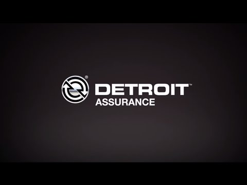 Detroit Assurance Suite of Safety Systems