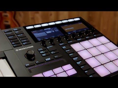 Native Instruments Maschine MK3 and Komplete Kontrol