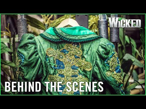 Wicked UK | The Oz Files: Wardrobe Department